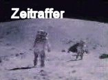Apollo - Moonwalk - Zeitraffer