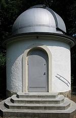 Uraniakuppel im Stadtgarten Recklinghausen