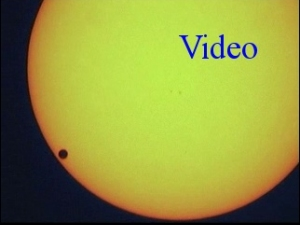 Venustransit - Video